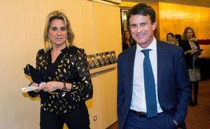 La boda de tres días de Manuel Valls y Susana Gallardo