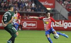 El Sporting empata contra el Deportivo en El Molinón (1-1)