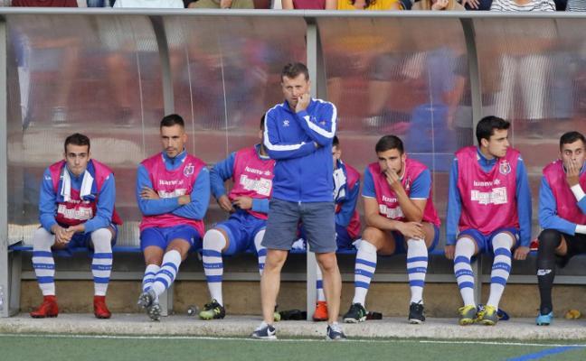 «Perder la final de Copa es un chasco, ahora hay que pensar en la Liga»