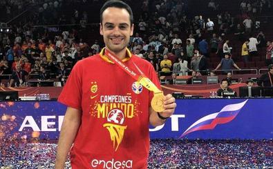 El asturiano Jorge Lorenzo también logra el oro mundial