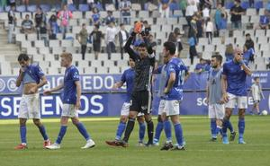 Real Oviedo | El Oviedo cae ante el Elche