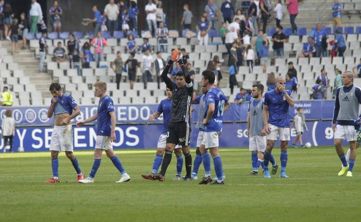 Las mejores imágenes del Real Oviedo 0 - 2 Elche