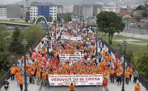 La Cuenca del Nalón se moviliza: «No aceptamos sus motivos»