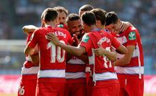 El Granada confirma su buen momento en un partido marcado por el VAR