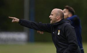 Javi Rozada sustituye a Sergio Egea al frente del Real Oviedo