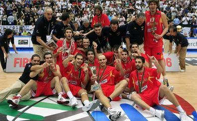 2001-2019, la edad de oro del baloncesto español