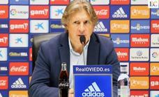 Sergio Egea, destituido como entrenador del Real Oviedo
