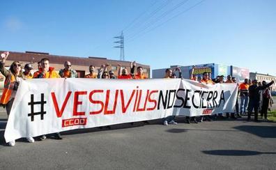 Vesuvius, nuevo eslabón de una cadena de cierres y recortes