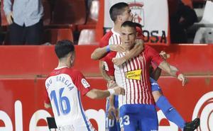Uros Djurdjevic: «Estoy contento por el gol, pero solo sirvió para sacar un punto»