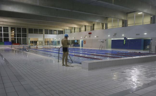 La entrada a las piscinas municipales, 20 céntimos para perceptores de ayudas sociales
