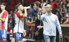 Sporting | José Alberto: «Se nos ha quedado cara de tontos»