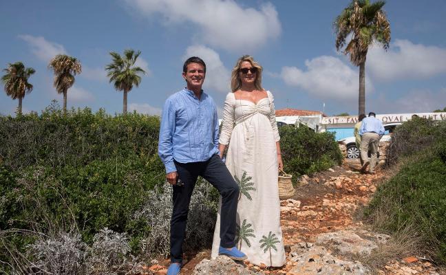 Manuel Valls y Susana Gallardo: una boda de altos vuelos