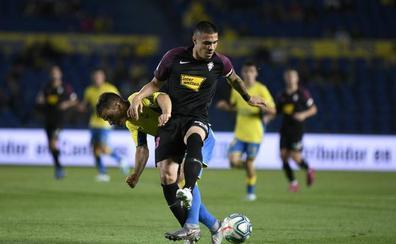 El Sporting regresa de vacío de Canarias