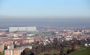 Los ecologistas denuncian un nuevo pico de contaminación en Oviedo