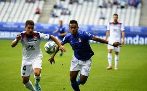El Real Oviedo se queda en el empate ante el Extremadura (1-1)