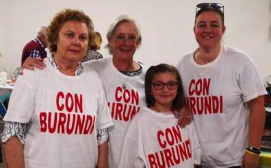 El rastrillo solidario a favor de Burundi recauda 3.500 euros en Gijón
