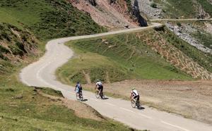 La Cubilla, del ciclismo a escenario nacional de moda