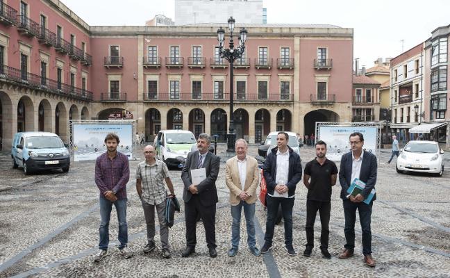 La Oficina de Movilidad de Gijón plantea «repensar» el Muro, la Costa, Manuel Llaneza y Pablo Iglesias