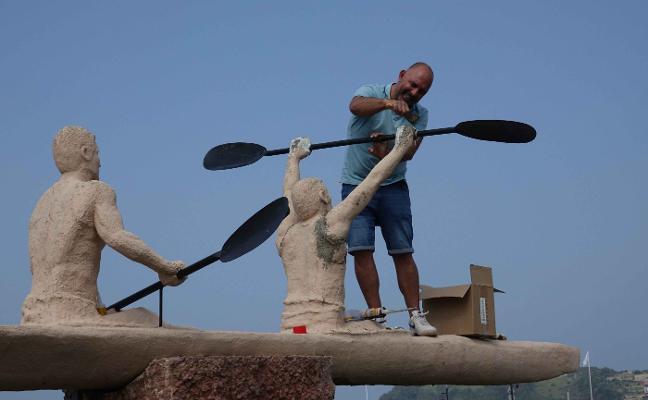 La capital riosellana recupera a sus Vencedores del Sella