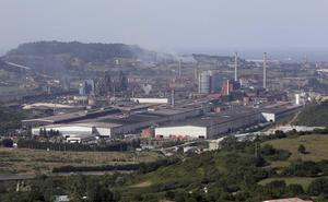ArcelorMittal alerta de la mala situación de la empresa en Asturias