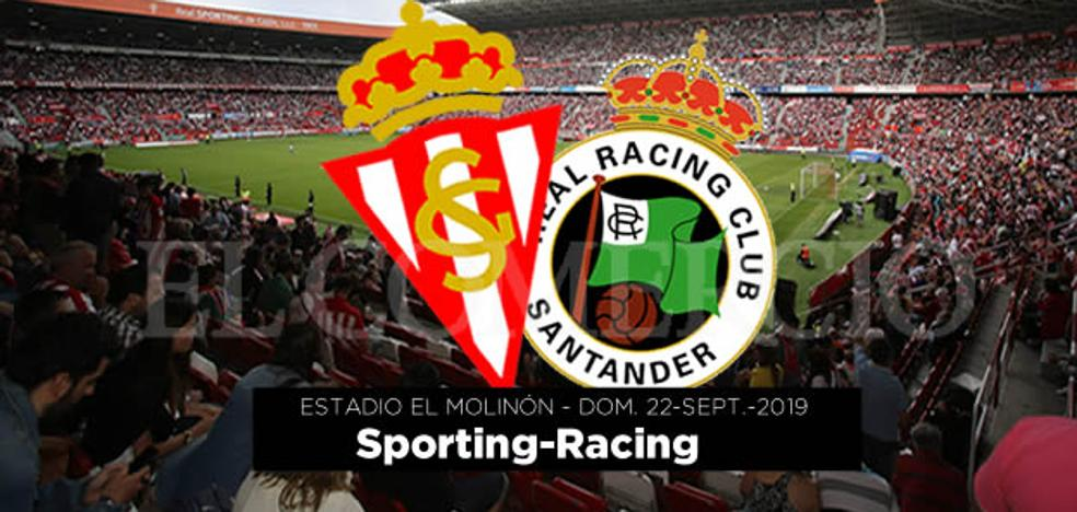 Ganadores de entradas para el Sporting-Racing