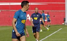Entrenamiento del Sporting (17-09-2019)