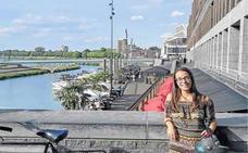 «Holanda es como un viaje al futuro»