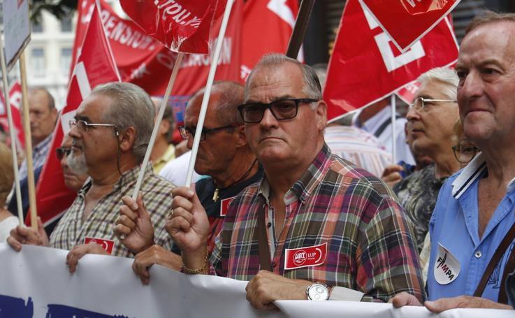 Los pensionistas piden «recuperar los derechos perdidos»