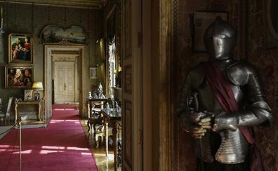 Así es por dentro el Palacio de Liria
