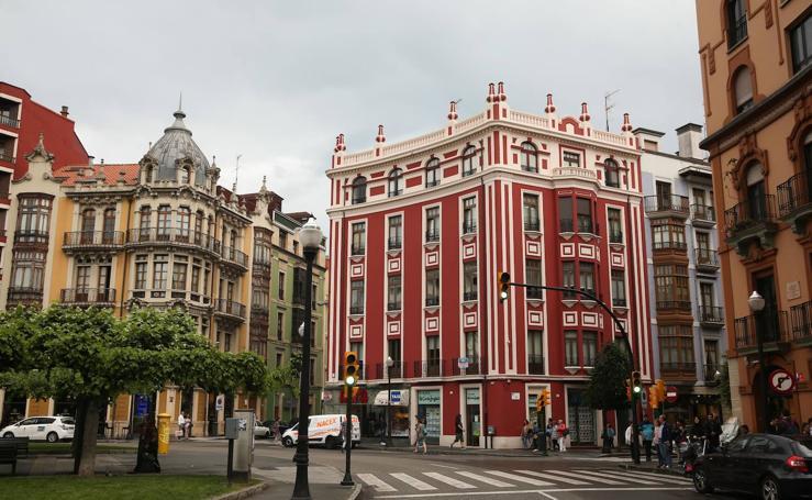 La riqueza modernista de Gijón