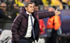 Valverde: «Tenemos un gran portero y nos beneficiamos de ello»