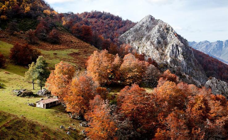Calendario Escenas de Asturias 2019