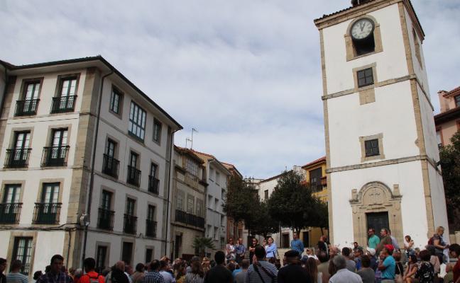 Denegada la ayuda para recuperar el casco histórico de Luanco