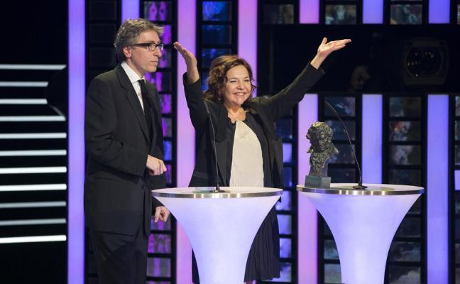 El FICX concede el Premio Mujer de Cine a la productora Cristina Huete