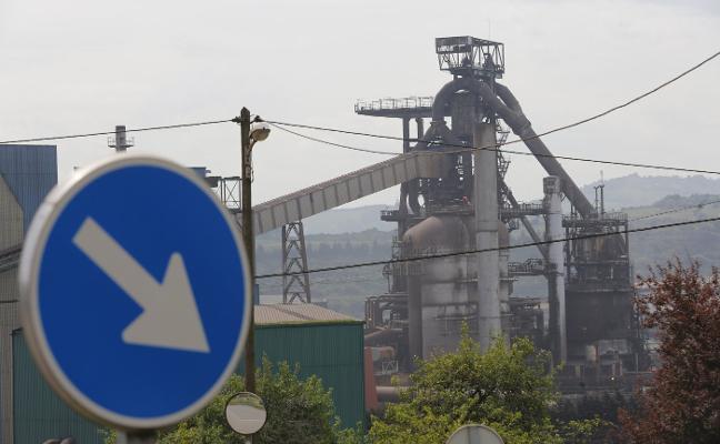 Arcelor presiona con aplicar el convenio del metal si no logra un acuerdo con los sindicatos
