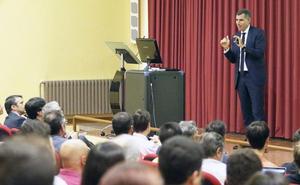 «Los retos de la transición ecológica son políticos, no tecnológicos», afirma el consejero delegado de EdP España