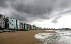 Asturias estará mañana en riesgo por lluvias y tormentas