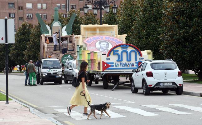 Gascona y Cuba protagonizan el Día de América