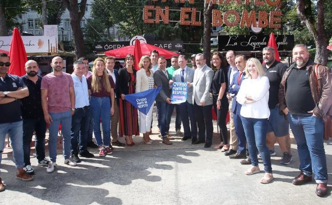 El PP celebra «el mejor San Mateo de los últimos años» en las casetas del Bombé