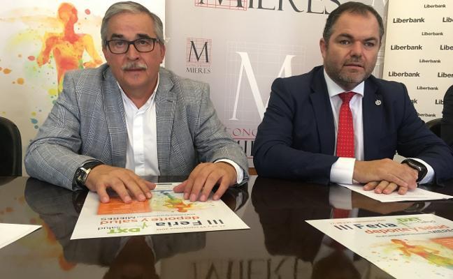 Mieres y la Cámara de Oviedo se unen para reforzar la Feria del Deporte