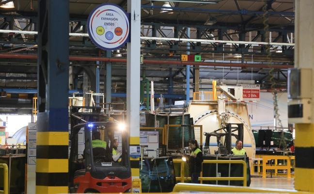Saint-Gobain reduce en otros 200.000 parabrisas la producción de Sekurit Avilés