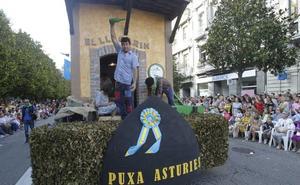 Samba y culinos para el Día de América en Asturias