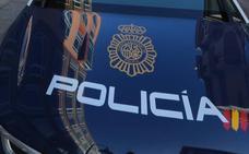 La Policía sorprende a dos personas robando aluminio en una finca de Gijón