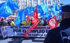 Unidas Podemos denuncia una «persecución política» tras la imputación de dos diputados que participaron en una protesta de Alcoa