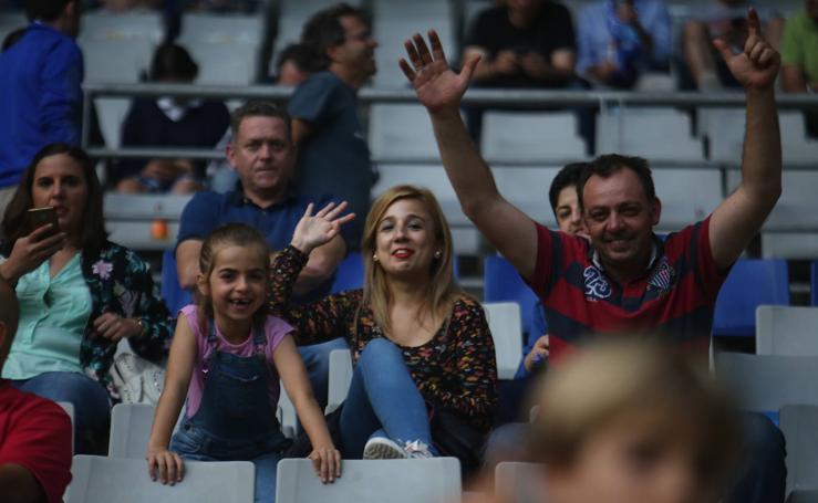 ¿Estuviste en el Real Oviedo - Extremadura? (1-1) ¡Búscate!