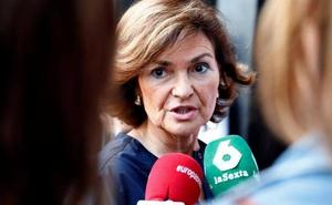 Calvo culpa de la repetición electoral a las exigencias «irreales» de Iglesias y al «bloqueo insensato» de PP y Cs