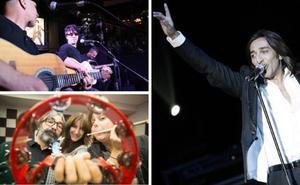 Todos los conciertos del fin de semana en Asturias