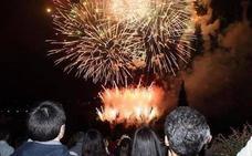 Cortes de tráfico en Oviedo por los fuegos artificiales de San Mateo