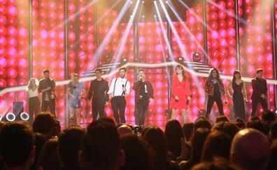 Televisión Española prescindirá del público para elegir al representante de Eurovisión