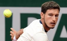 Destacada victoria de Pablo Carreño ante Goffin en Metz